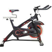 Bicicleta Spinning Houston Fitness SP18B - Residêncial com Assento Regulável