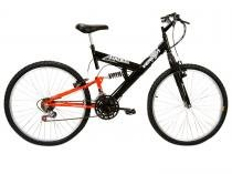 Bicicleta Verden Radikale Aro 26 18 Marchas - Full Suspension Freio V-brake