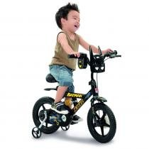 Bicicleta X-Bike Batman Aro 12 - Bandeirante - Batman