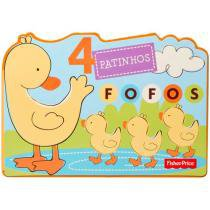 Bloco Animal - 4 Patinhos Fofos - Fisher Price - DCL