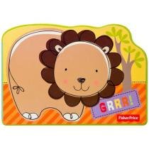 Bloco Animal - GRRR! - Fisher Price - DCL