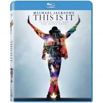 Blu-Ray Michael Jackson's - This is It -