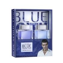 Blue Seduction Eau de Toilette Antonio Banderas - Kit de Perfume Masculino 100ml  Loção Pós Barba 100ml - Antonio Banderas