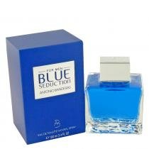 Blue Seduction For Men Eau de Toilette Antonio Banderas - Perfume Masculino - 100ml - Antonio Banderas