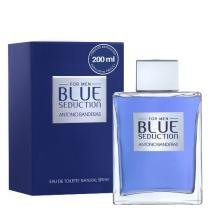 Blue Seduction For Men Eau de Toilette Antonio Banderas - Perfume Masculino - 200ml - Antonio Banderas
