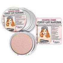 Blush Compacto Cindy Lou Manizer - Cor Rosê - The Balm