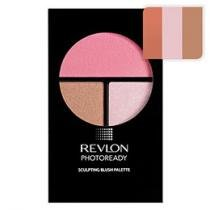 Blush Iluminador PhotoReady Sculpting Palette - Cor Berry - Revlon