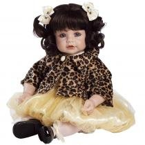 Boneca Adora Doll Pearls and Curls - Bebe Reborn - 20014008 - ADORA DOLL