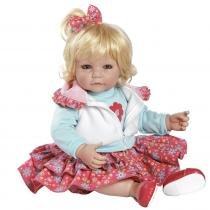 Boneca Adora Doll Tickled Pink - Bebe Reborn - 20014006 - ADORA DOLL