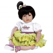 Boneca Adora Doll Twist of Lime - Bebe Reborn - 20014009 - ADORA DOLL