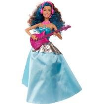 Boneca Barbie Rock`N Royals - Erika - Mattel