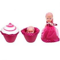 Boneca Cupcake Surpresa