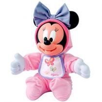Boneca Disney Minnie Baby - Multibrink