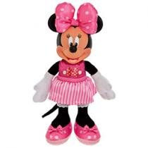 Boneca Disney Minnie Bowtique Pink - Multibrink