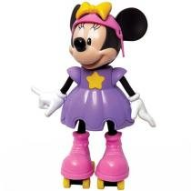 Boneca Disney Minnie Patinadora - Elka
