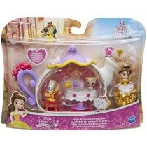 Boneca Disney Princesas - Belles Enchanted Dining Room Hasbro