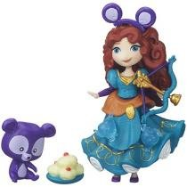 Boneca Disney Princess Little Kingdom - Meridas Playful Adventures Hasbro