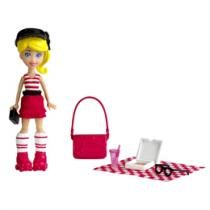 Boneca Polly Pocket Piquenique da Polly Polly - Mattel