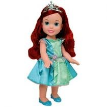 Boneca Princesa Disney Ariel - Long Jump