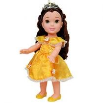 Boneca Princesa Disney Bela - Long Jump