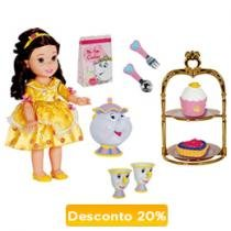 Boneca Princesa Party Playset Bela
