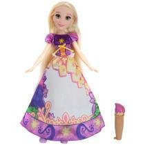 Boneca Rapunzels Magical Story Skirt - Disney Princess Hasbro