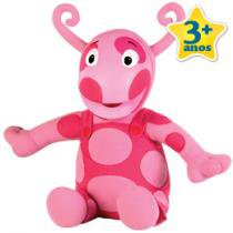 Boneco Backyardigans Uniqua
