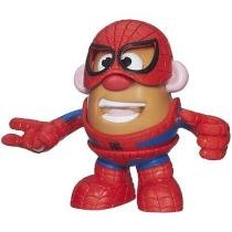 Boneco Spider Man Mash-Up Mr. Potato Head - Playskool Friends com Acessórios Hasbro