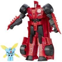Boneco Transformers Robots in Disguise - Mini-Con Windstrike Hasbro