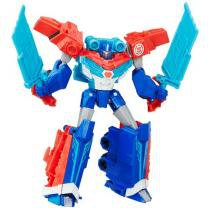 Boneco Transformers Robots in Disguise - Optimus Prime Combiner Force Hasbro