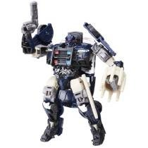 Boneco Transformers - The Last Knight - Premier - Barricade - Hasbro