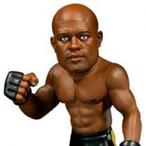 Boneco UFC Anderson Silva Ultimate Collector
