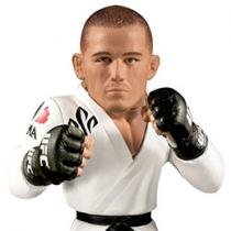 Boneco UFC Georges St. Pierre Ultimate Collector - Round5