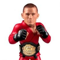 Boneco UFC Georges St. Pierre - Ultimate Collector - Round5