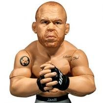 Boneco UFC Wanderlei Silva Ultimate Collector - Round5