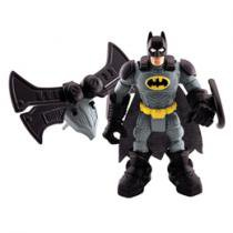 Bonecos Super Friends Batman com Bat-Asa