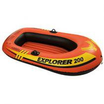 Bote Inflvel Explorer 200 p/ 2 Pessoas