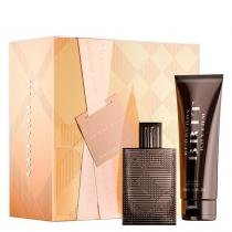 Brit Rhythm Eau de Toilette Burberry - Kit Perfume Masculino 50ml  Gel de Banho 150ml - Burberry