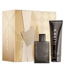 Brit Rhythm Intense Eau de Toilette Burberry - Kit - kit Perfume Masculino 50ml + Gel de Banho 100ml