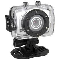 "C��mera Digital Multilaser ��trio Bob Burnquist 14MP - Visor 1,77"" Filma em HD"