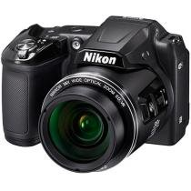 "C��mera Digital Nikon Coolpix L840 16MP - LCD 3"" Zoom 38x Filma em Full HD Panor��mica Wi-Fi"