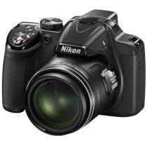 C��mera Digital Nikon Coolpix P530 16.1MP LCD 3 - Vari��vel Zoom ��ptico 42x Filma em HD Cart��o 4GB