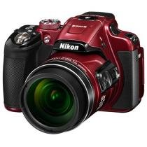 C��mera Digital Nikon Coolpix P610 16.0MP LCD 3 - Zoom ��ptico 60x Filma em Full HD Panor��mica Wi-Fi