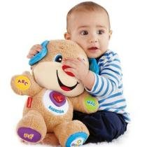 Cachorrinho Aprendendo a Brincar com Sons e Luzes - Fisher-Price