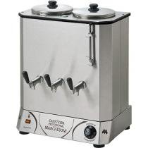 Cafeteira Elétrica Industrial Marchesoni - Profissional 8L Inox