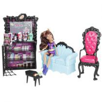 Cafeteria da Clawdeen Monster High