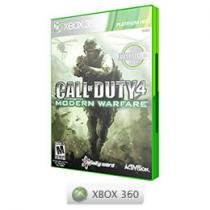 Call Of Duty 4 p/ Xbox 360