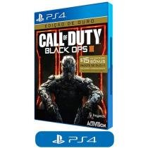 Call of Duty Black Ops 3 Gold Edition para PS4 - Activision