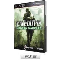 Call of Duty Modern Warfare para PS3 - Activision