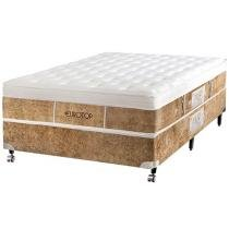 Cama Box Casal Mola Pocket 138x188cm - Castor Eurotop New
